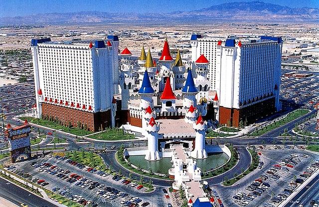 Excalibur Hotel Cassino Las Vegas