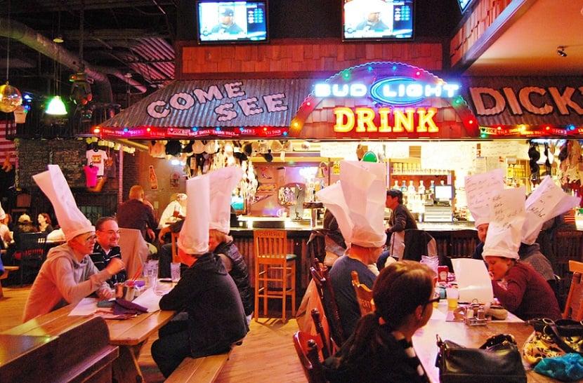 Dick's Last Resort em Las Vegas