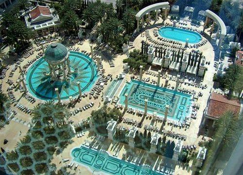 Atrações no Hotel Caesars Palace