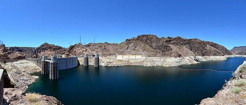 História da represa Hoover Dam em Las Vegas
