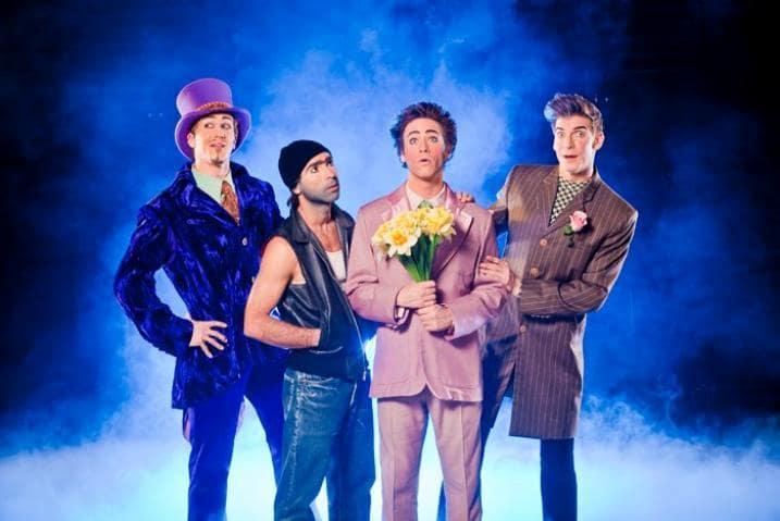 Como é o show Love Beatles em Las Vegas