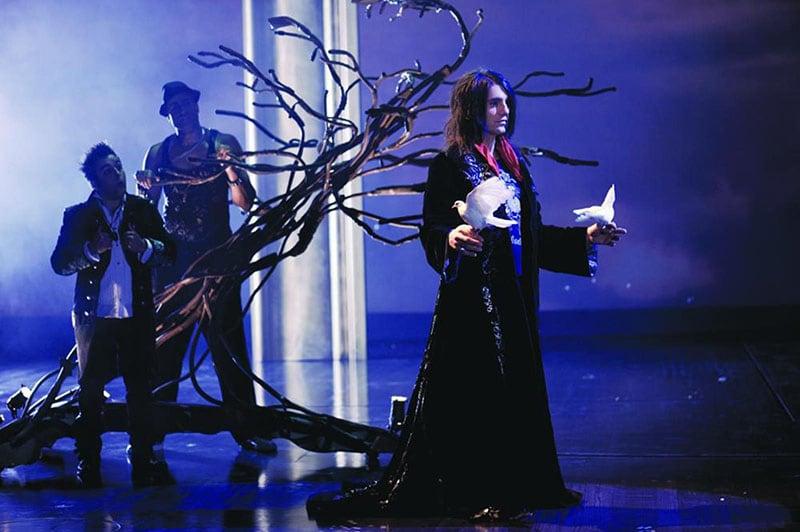 Show Criss Angel do Cirque du Soleil em Las Vegas