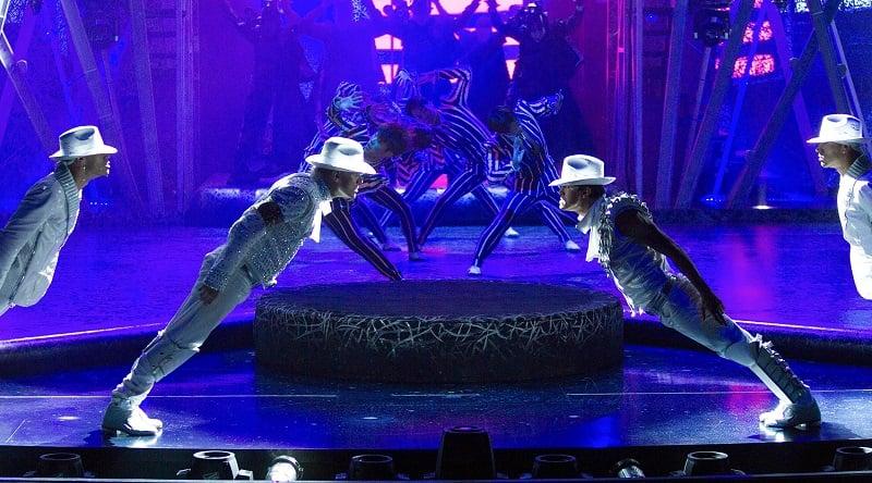 Show Michael Jackson ONE do Cirque du Soleil em Las Vegas