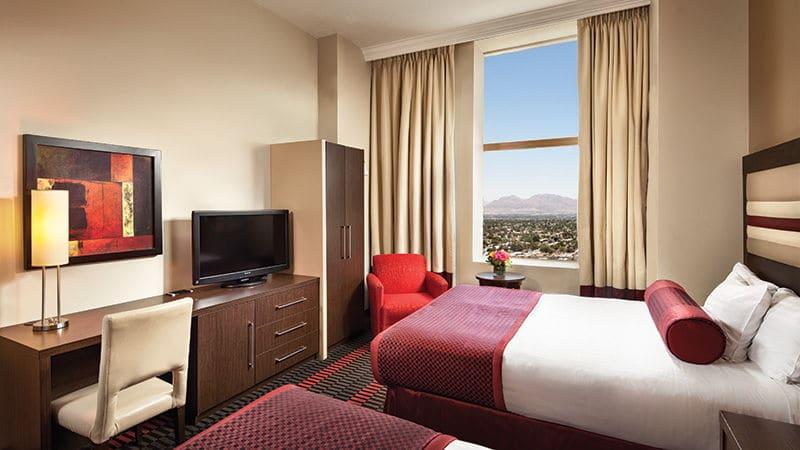 Suítes no hotel cassino Stratosphere em Las Vegas