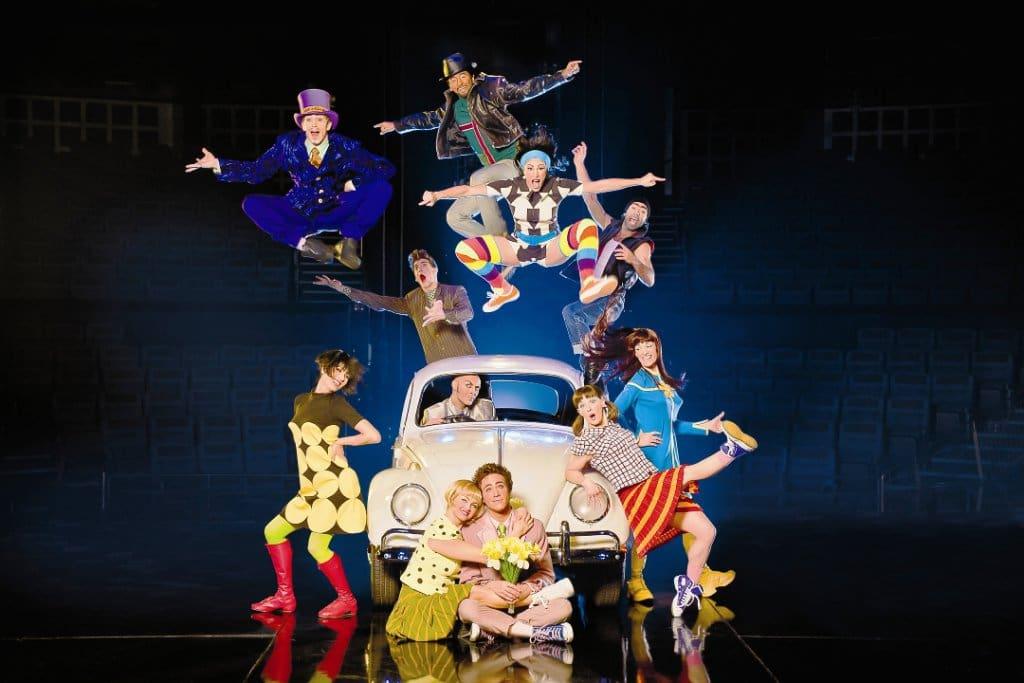 Shows do Cirque du Soleil em Las Vegas