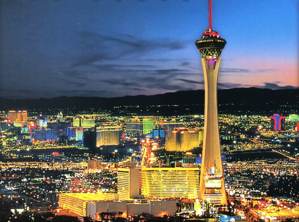 Stratosphere Las Vegas Torre
