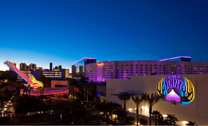 Hard Rock Hotel & Casino em Las Vegas