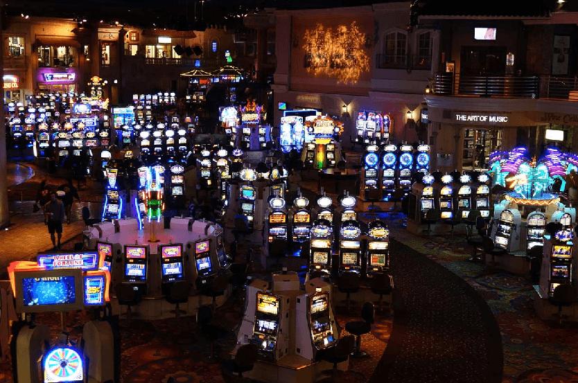Cassino no Rio All Suite Hotel em Las Vegas