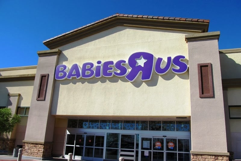 Loja Babies R Us em Las Vegas