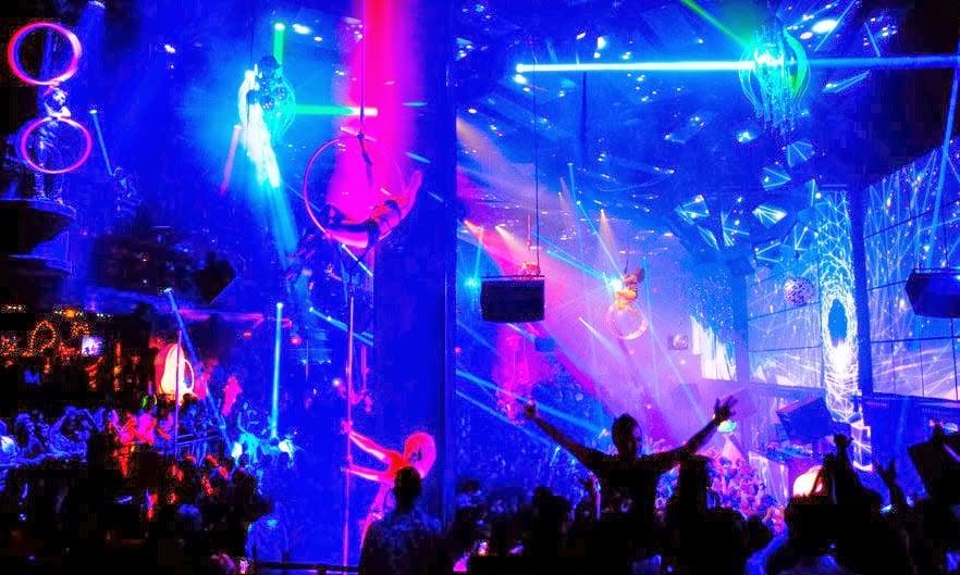Balada Light NightClub Las Vegas
