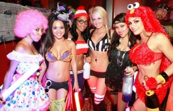 Festas Halloween Las Vegas