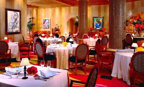 Restaurante Picasso Las Vegas