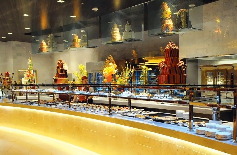 Restaurantes buffets Las Vegas