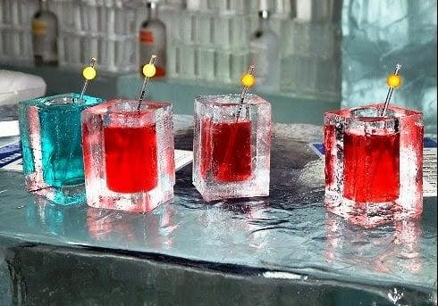 Bar de gelo Las Vegas Ice Bar