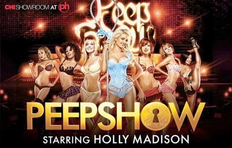 Peepshow em Las Vegas