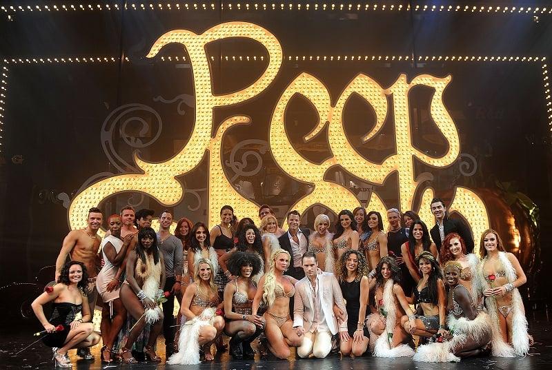 Mais informações sobre o Peepshow em Las Vegas