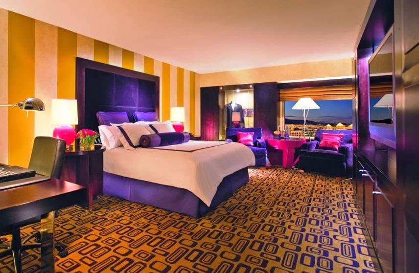 Sobre o hotel cassino Planet Hollywood em Las Vegas