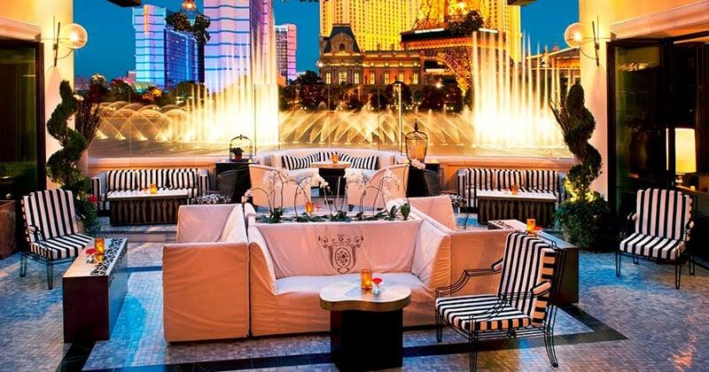 Dicas e informações sobre o bar Hyde Bellagio em Las Vegas