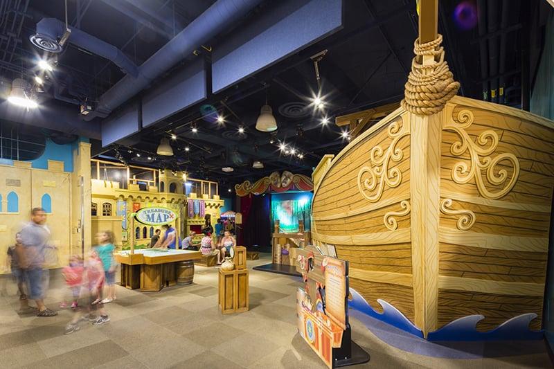 Lied Discovery Children's Museum em Las Vegas