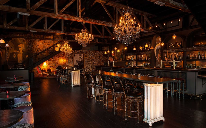 Bar Commonwealth em Las Vegas