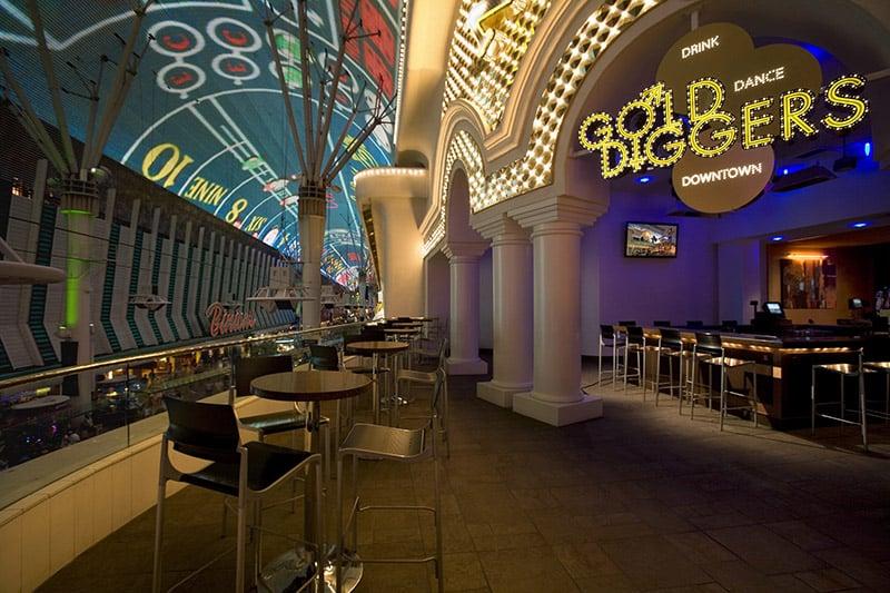 Dicas de Las Vegas: Bar Gold Diggers em Las Vegas