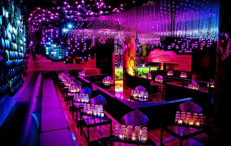Balada Chateau Nightclub & Rooftop em Las Vegas