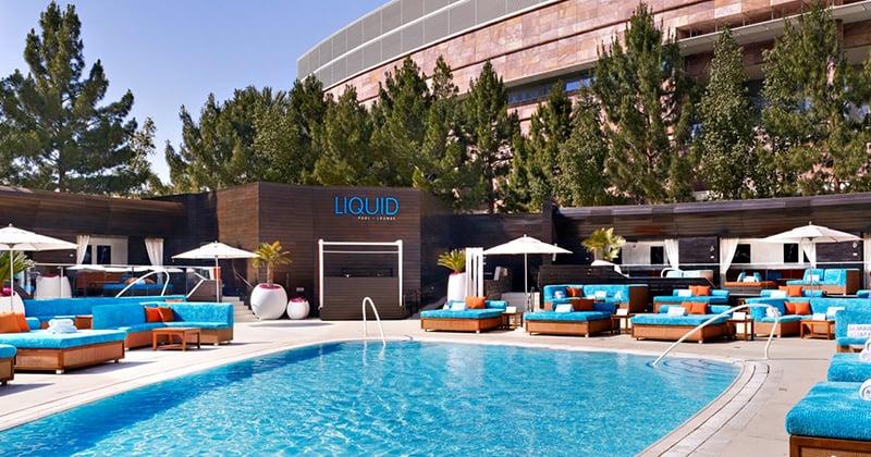 Liquid Pool Party em Las Vegas