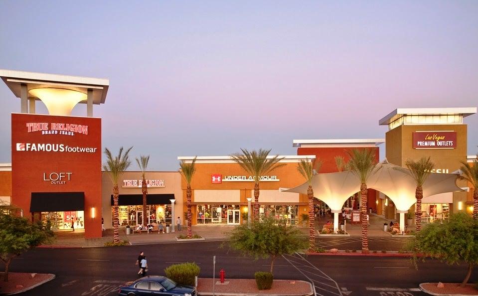 Cupons de descontos em compras em Las Vegas