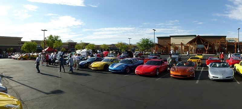 Aluguel de carros em Las Vegas
