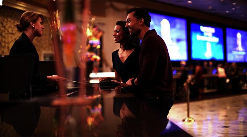 Como reservar baladas em Las Vegas