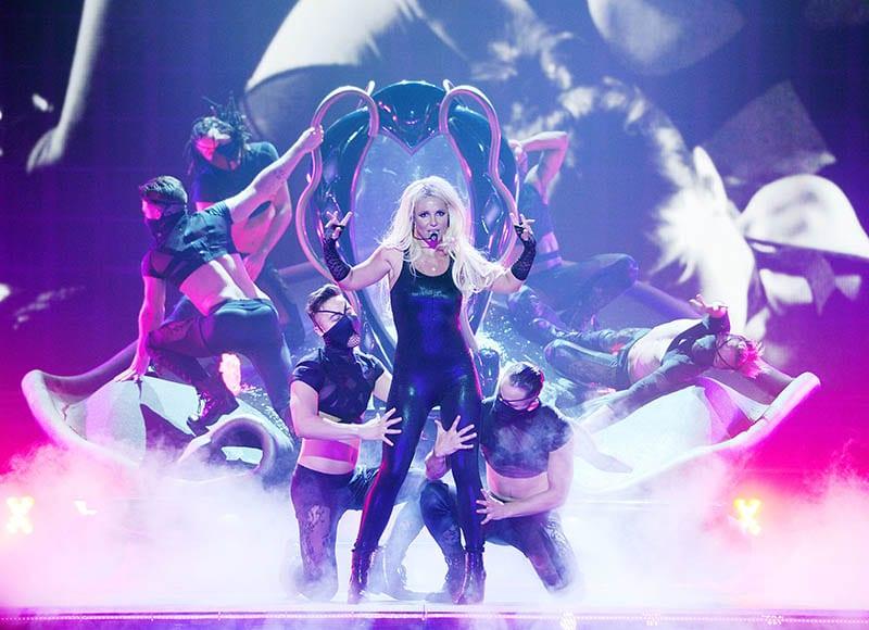 Dicas de Las Vegas: Quanto custa ir a um Shoe da Britney Spears em Las Vegas