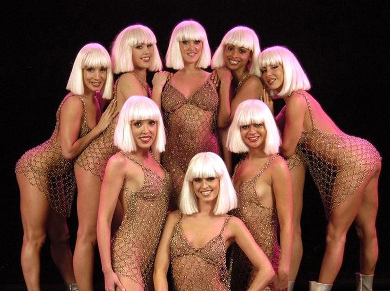 Show Crazy Girls em Las Vegas