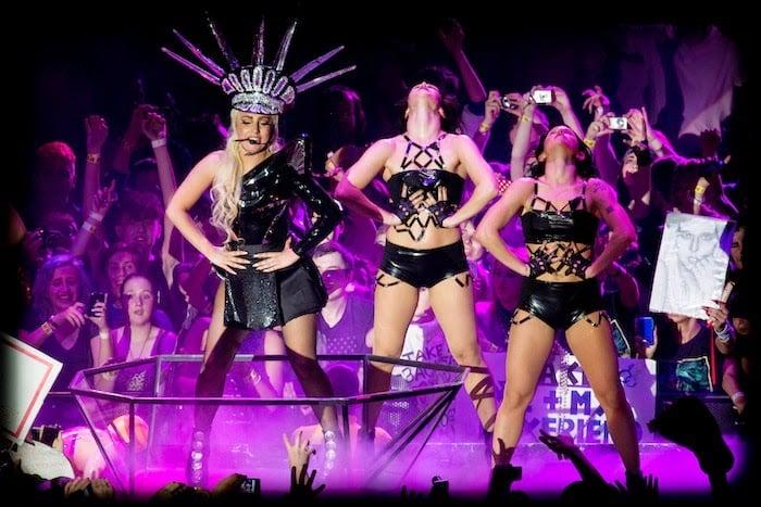 Show da Lady Gaga