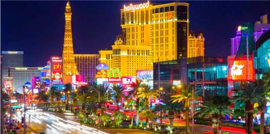 Las Vegas Viajar