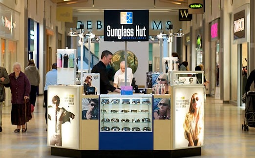 Onde comprar óculos em Las Vegas