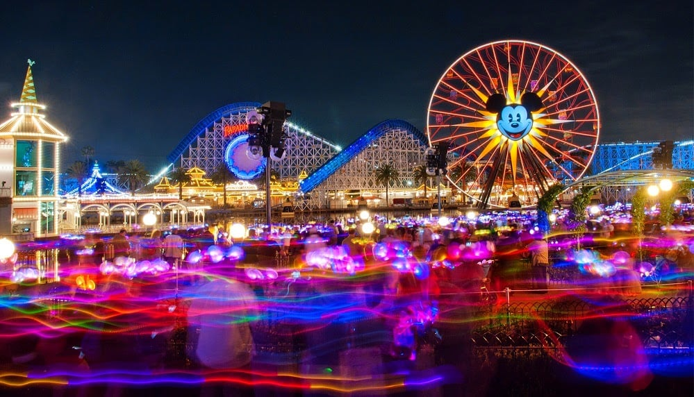 Parque Disney Adventure Park Los Angeles
