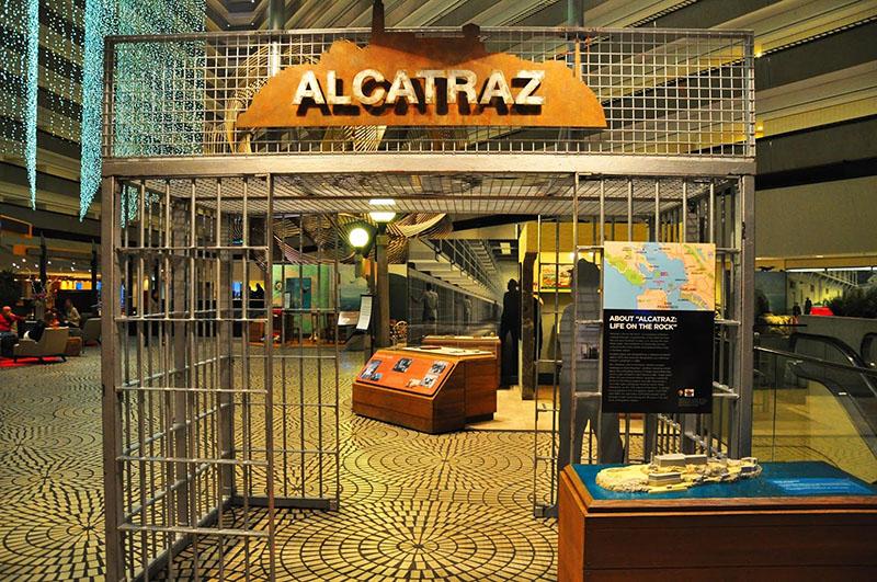 Como chegar a Ilha de Alcatraz em San Francisco na Califórnia