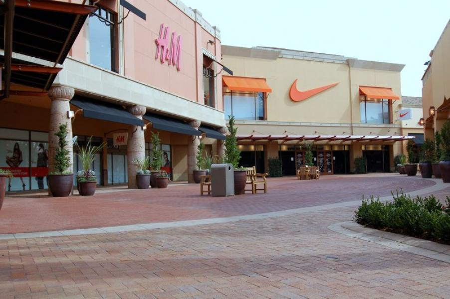 Outlets em Los Angeles na Califórnia