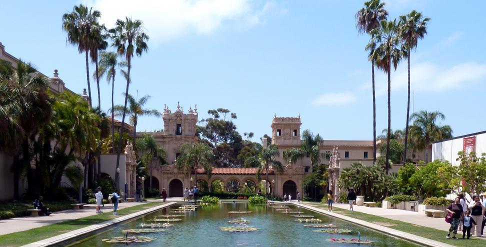 Parque Balboa Park