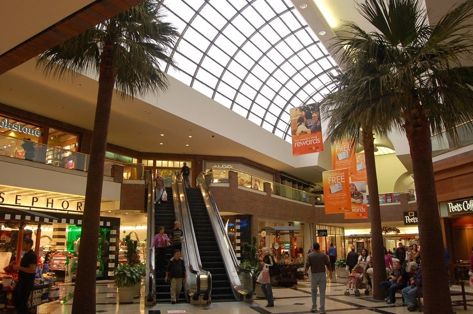 Shopping Glendale Galeria Los Angeles