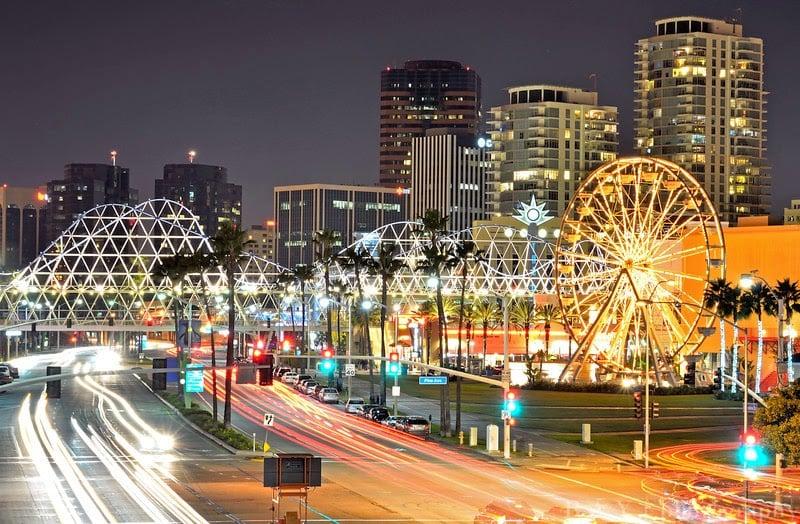 Long Beach na California