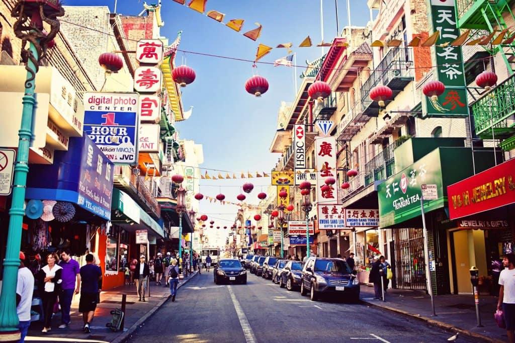 Chinatown em San Francisco
