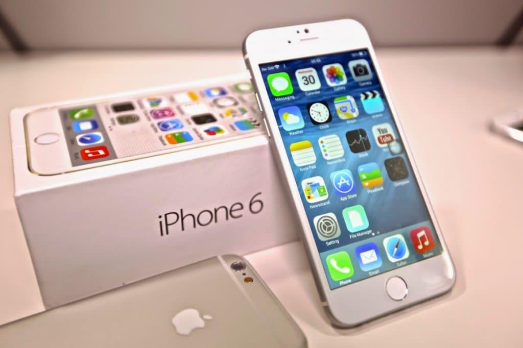 IPhone 6 Califórnia e Las Vegas