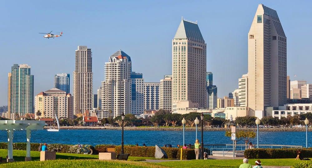 San Diego na Califórnia