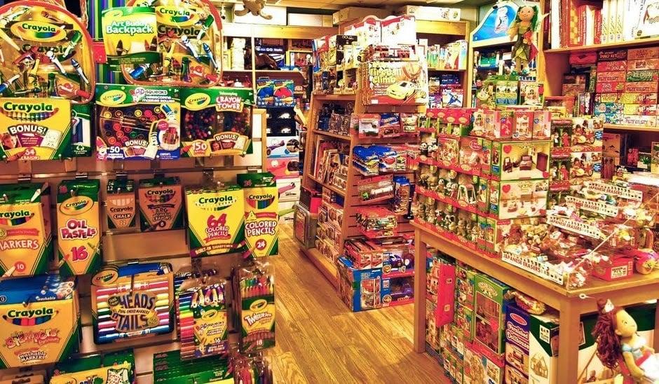 Lojas Ambassador Toys em San Francisco