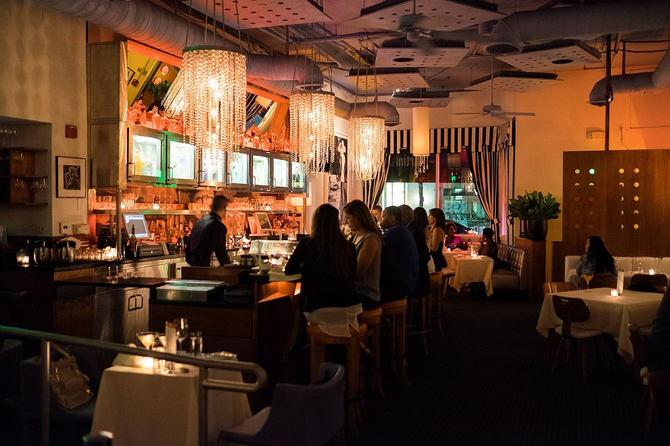 O que fazer à noite em Beverly Hills em Los Angeles: Crustancean Restaurant