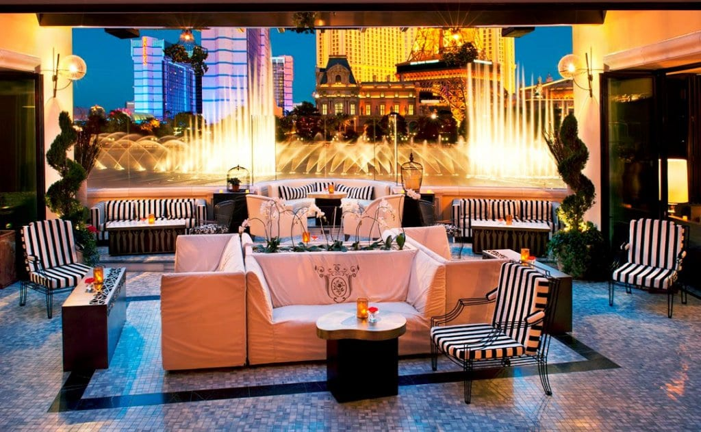 Bar Hyde Bellagio em Las Vegas