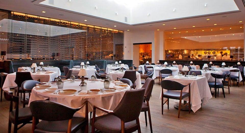 Restaurante Spago em Los Angeles na Caifórnia