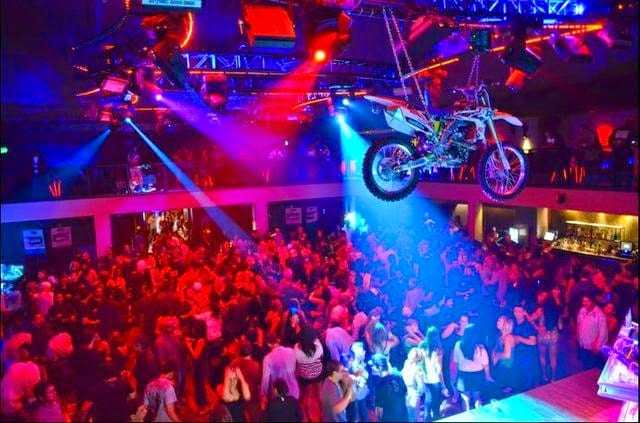 Exchange Nightclub Los Angeles