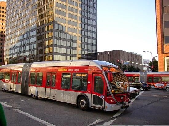 Metro Rapid Los Angeles